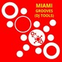 Compilation Miami grooves (dj tools) avec Cellos Balearica / Magzzeticz, Jason Rivas / Perruno Luvtrap, Future 3000 / Klum Baumgartner, Elektronik Kitchen of Ideas / Creeperfunk, Nu Disco Bitches...