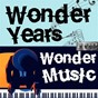 Compilation Wonder years, wonder music. 103 avec The Beach Boys / The Tremeloes / Louis Armstrong / Howlin' Wolf / Dinah Washington...