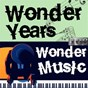 Compilation Wonder years, wonder music. 106 avec Peggy Lee / Nat King Cole / James Elmore / Guy Lombardo / The Royal Canadians...