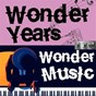 Compilation Wonder years, wonder music. 114 avec Patty Pravo / Chet Baker / Sarah Vaughan / Azur Chami / Sam Cooke & the Soul Stirrers...
