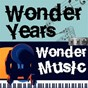 Compilation Wonder years, wonder music, vol. 119 avec Johnny Hallyday / Chet Baker / Louis Armstrong / The Savoy Ballroom Five / John Lee Hooker...