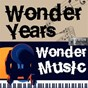 Compilation Wonder years, wonder music. 124 avec The Beach Boys / Gianni Morandi / Georgie Fame / The Blue Flames / Salvatore Adamo...