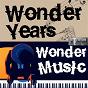 Compilation Wonder years, wonder music. 124 avec Chuck Berry / Gianni Morandi / Georgie Fame / The Blue Flames / Salvatore Adamo...