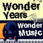 """Compilation Wonder years, wonder music. 129 avec Dizzy Gillespie & His All Star Quintet / Azur Chami / Ton Pastor & Artie Shaw Orchestra / Whispering Jack Smith / Elvis Presley """"The King""""..."""