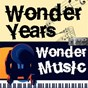 Compilation Wonder Years, Wonder Music. 128 avec Gerry & the Pacemakers / Ella Fitzgerald / Mildred Bailey / Tillman Franks / Glenn Miller...