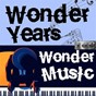 "Compilation Wonder years, wonder music. 146 avec Rocky Roberts / Miles Davis / Elvis Presley ""The King"" / Alberto Castelar Y Su Conjunto / Louis Armstrong..."