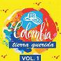 Compilation Colombia tierra querida, vol. 1 avec Bovea Y Sus Vallenatos / Matilde Díaz / Dueto de Antaño / Nelson Pinedo / Garzon Y Collazos...