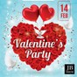 Compilation Valentine's day party avec Music Factory / Disco Fever / Latin Band / Spencer Group / Gibson Brothers...