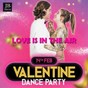 Compilation Love is in the air (valentine's day) avec The Drifters / Dick / Dee Dee / Marty Robins / Floyd Cramer...