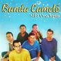 Album Mil e uma noites de Banda Camelô