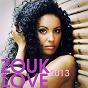 Compilation Zouk love 2013 (30 hits zouk) avec Adeline / Jean-Marie Ragald / K'ryn / Bruno Bias, David Berton / Karlo...