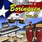 Compilation Cantando a borinquen, vol. 25 avec Ismael Rivera / Tito Rodríguez / Carmen Delia Dipiní / Eddie Palmieri / Daniel Santos...