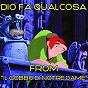 """Album Dio fa qualcosa (from """" il gobbe DI notre dame"""") de Cartoon Rainbow"""