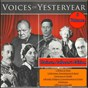 Compilation The greatest voices of yesteryear (platinum collector's edition) avec Herbert H Asquith / J.R.R Tolkein / A.A Milne / Sir Arthur Conan Doyle / W.B Yeats...