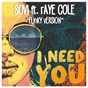 Album I need you (feat. raye cole) (funky version) de Sovi