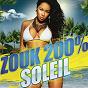 Compilation Zouk 200% soleil avec Dave / Lindsey Lin's / Hervé Dachard / Alain Dintimil / Jean Pierre Angeon...