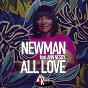 Album All love (feat. ann nesby) de Newman