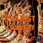 Compilation The best of country (the essential country music album volume 2) avec George Jones / Johnny Cash / Bob Wills & His Texas Playboys / Louvin Brothers / Dolly Parton...