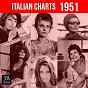 Compilation Italian charts 1951 (feat. nilla pizzi, achille togliani, duo fasano) avec Rino Salviati / Claudio Villa / Nilla Pizzi / Luciano Benevene / Achille Togliani...