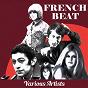 Compilation French beat avec Claude François / Johnny Hallyday / Françoise Hardy / Michel Polnareff / Hervé Vilard
