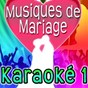 Album Musique de mariage karaoké 1 - on S'aime de Versaillesstation