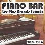 Album Piano bar : les plus grands succès, vol. 6 de Jean Paques