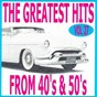 Compilation The greatest hits from 40's and 50's volume 27 avec Bing Crosby, Carole Richards / Fréhel / The Stargazers / Gloria Lasso / Charles Aznavour, Pierre Roche...