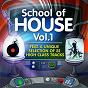 Compilation School of house, vol.1 ( 22 high class tracks of musicians graduation) avec Al Faris, Freakquencer / Sound of Pink / Polli, Misha Kitone / Barclay, Cream / DJ Choose, Fredin...