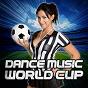 Compilation Dance music world cup avec Dan Marciano / Laurent C, Jonathan Ulysses / Etienne / Patrice Strike / Ron Carroll...