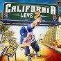 Compilation California love, vol. 2 avec Tupac Shakur (2 Pac) / DJ Cream / WC / Mack 10 / Oxmo Puccino...