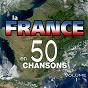 Compilation La france en 50 chansons, vol. 1 (french songs) avec André Verchuren / Joséphine Baker / Mireille, Jean Sablon / Lys Gauty / Line Renaud...
