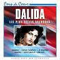 Album Les plus belles chansons de Dalida