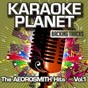 Album The aerosmith hits (karaoke planet) de A-Type Player