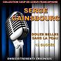 Album Serge gainsbourg: douze belles dans la peau de Serge Gainsbourg