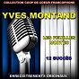 Album Yves montand - les feuilles mortes de Yves Montand