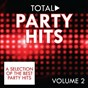 Compilation Total party hits, vol. 2 avec Summer Love / Stefan Ilchev / Heart of Space, Alex Barattini / Dani B. / Deep Zone...