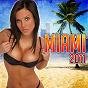 Compilation Miami 2011 avec The Allstars / John Dahlback / Avicii / RLP, Barbara Tucker / David Vendetta...