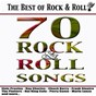 Compilation The best of rock & roll (70 rock & roll songs) avec Mildred Jones / The Fontane Sisters / Big Joe Turner / Fats Domino / Chuck Berry...
