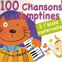 Album 100 chansons et comptines à l'école maternelle (+ 4 bonus) de Gérard Dalton