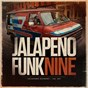 Compilation Jalapeno funk, vol. 9 avec Kylie Auldist / Basement Freaks / Georges Perin / Izo Fitzroy / John Turrell...