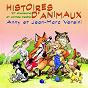 Album Histoires D'animaux de Anny Versini / Jean-Marc Versini