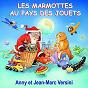 Album Noël Chez Les Marmottes Et Au Pays Des Jouets de Anny Versini / Jean-Marc Versini