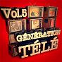 Compilation Génération télé, vol. 5 avec London Music Works / The Drapper S / Who's Who / Scranton Crew / Dee Jag...