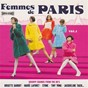 Compilation Femmes de paris, vol. 1 avec Liz Brady / Marie Laforêt / Jacqueline Taïeb / Eileen / Violaine...