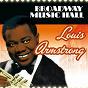 Album Broadway music hall - louis armstrong de Louis Armstrong