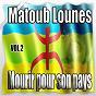 Album Mourir pour son pays, vol. 2 de Lounès Matoub