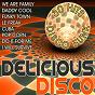 Compilation Delicious disco avec Ann C. Sheridan / Stadium / Mister Green / The New Lollitas / The Money Girls...