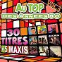 Compilation Au top des années 80, vol. 5 avec Pacifique / Peter & Sloane / Élégance / Moving On 80's / Début de Soirée...