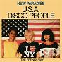 Album U.S.a. disco people de New Paradise