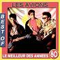Album Les avions (Best of / Le meilleur des années 80) de Les Avions